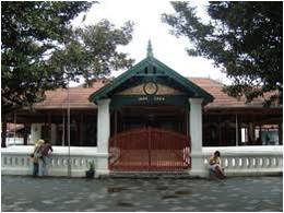 OLD MOSQUE MATARAM KOTAGEDE